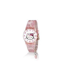 HELLO KITTY PINK GLITTER WATCH Reviews
