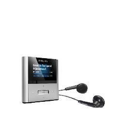 Philips GoGear Vibe SA2VBE04 4GB Reviews