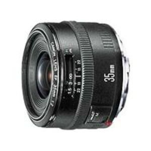 Photo of Canon EF 35MM F/2.0 Wide-Angle Lens Lens