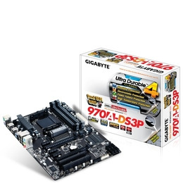 GIGABYTE GA-970A-DS3P Reviews