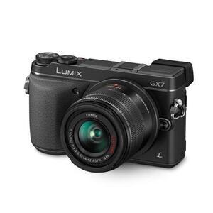 Photo of Panasonic Lumix DMC-GX7 With 14-42MM Lens Digital Camera
