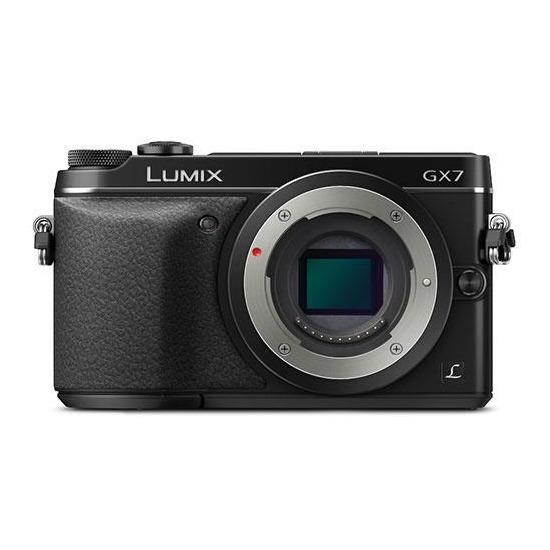 Panasonic Lumix DMC-GX7 - Body Only