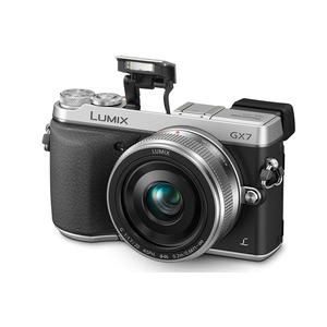 Photo of Panasonic Lumix DMC-GX7 With 20MM Lens Digital Camera