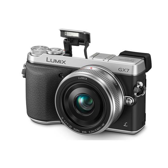 Panasonic Lumix DMC-GX7 with 20mm Lens