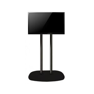 Photo of B-Tech 1.5M Twin Pole Floor Stand TV Stands and Mount