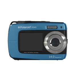 Polaroid IF045 Waterproof Compact Digital Camera - Yellow
