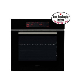 STMFOB13 Electric Oven - Black