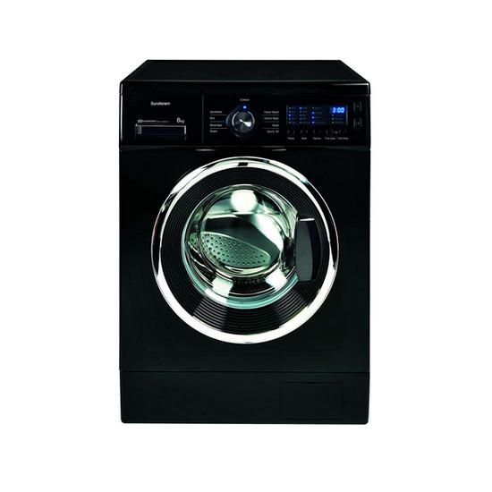 Sandstrom S814WMB13 Washing Machine - Black