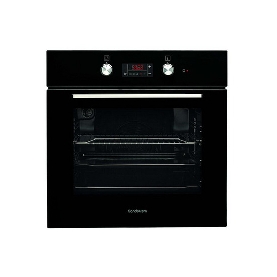 SMMFOB13 Electric Oven - Black