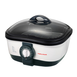 Morphy Richards Intellichef Multicooker Steamer and Fryer Reviews