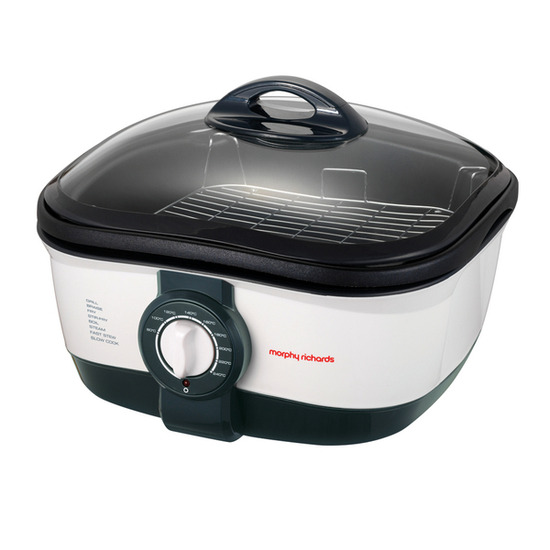 Morphy Richards Intellichef Multicooker Steamer and Fryer