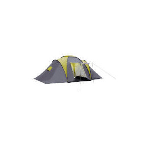 Photo of Tesco 6 Person 3 Bedroom Tent Tent