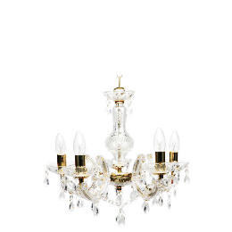 Marie Therese Five Light Ceiling Fitting Reviews