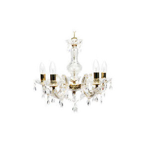 Photo of Marie Therese Five Light Ceiling Fitting Lighting