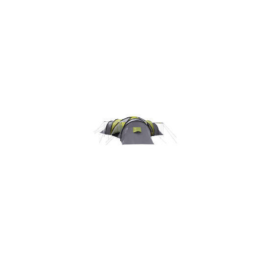 Tesco 9 Person 3 Bedroom Tent