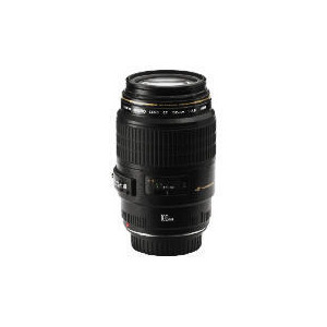 Photo of Canon EF 100MM F2.8L Macro IS USM Lens Lens