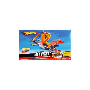Photo of Hot Wheels Jet Port Turbo Town Toy