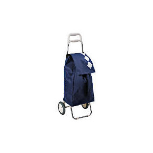 Photo of Tesco Shopping Trolley Luggage