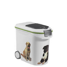 Curver dry dog food container 20kg Reviews
