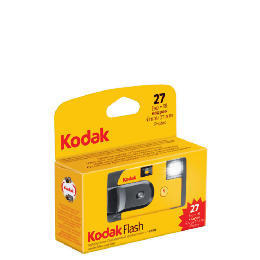 Kodak Flash Single Use 27 Photos Reviews
