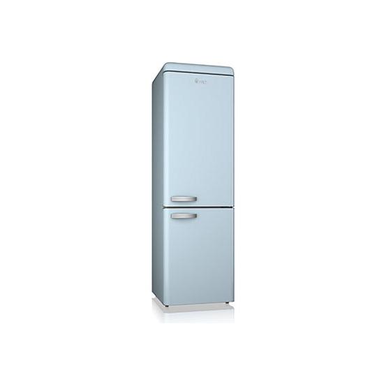SR11020BN 70/30 Fridge Freezer - Blue
