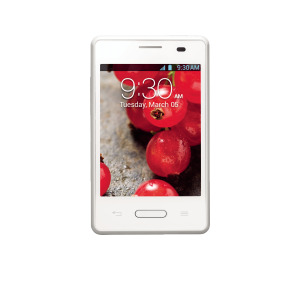 Photo of Optimus L3 II White Mobile Phone