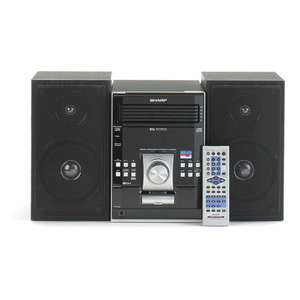 Photo of Sharp XL-UR250H HiFi System