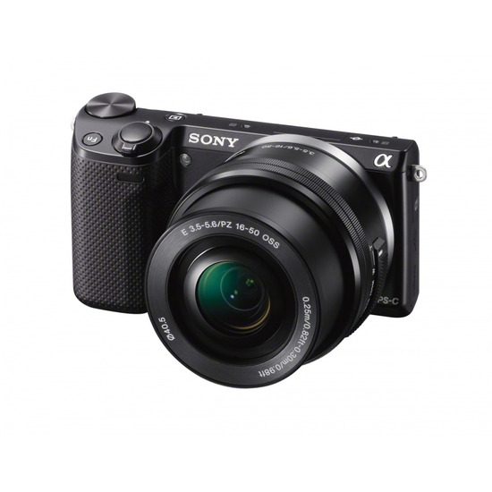 Sony Alpha NEX-5T with 16-50mm Lens