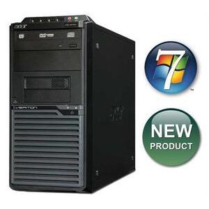 Photo of Veriton M221 - 1GB - 160GB - Windows 7 Pro / XP Pro - No Monitor Desktop Computer