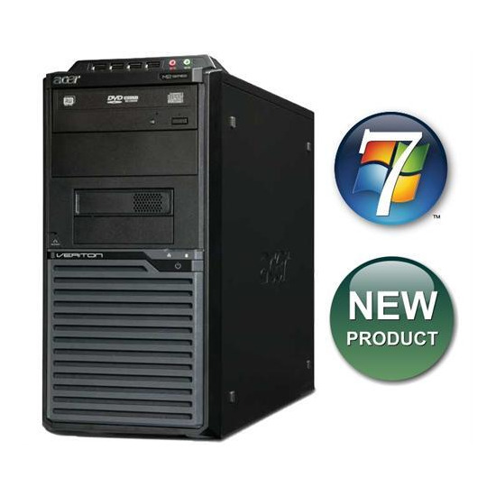 Veriton M221 - 1gb - 160gb - Windows 7 Pro / XP Pro - No Monitor