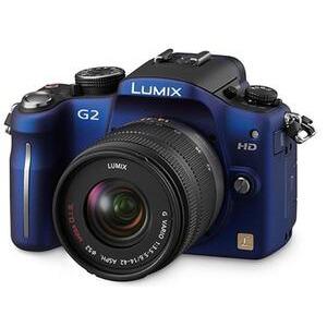 Photo of Panasonic Lumix DMC-G2 With 14-42MM Lens Digital Camera