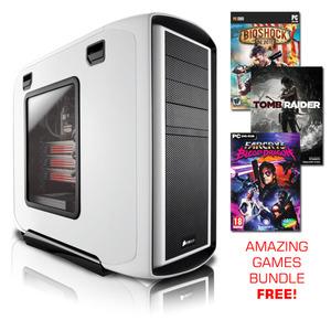 Photo of PC Specialist Vengeance Pro Gaming PC Desktop Computer