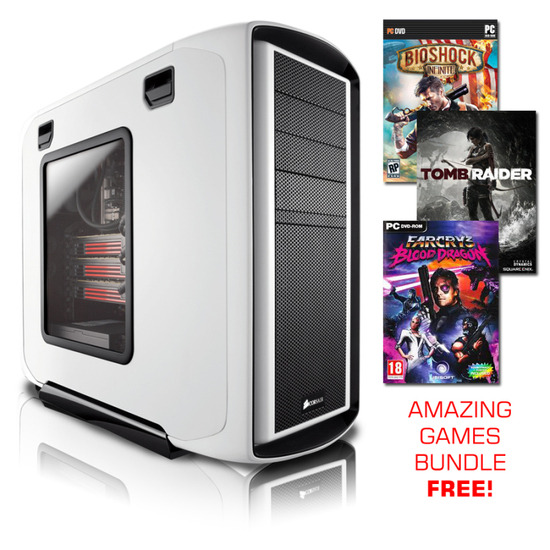 PC Specialist Vengeance Pro Gaming PC