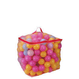 Tesco 300 Playballs Pink Reviews