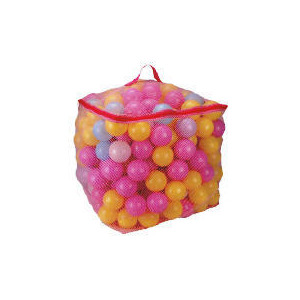 Photo of Tesco 300 Playballs Pink Toy