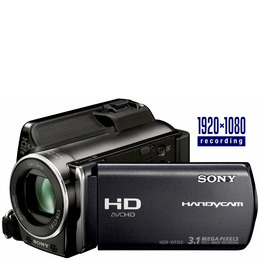Sony Handycam HDR-XR155 Reviews