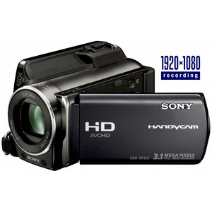 Photo of Sony Handycam HDR-XR155 Camcorder