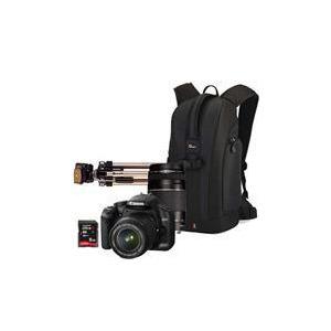 Photo of EOS 450D Twin Lens Kit - Bag, Tripod & 8GB Card Digital Camera Accessory