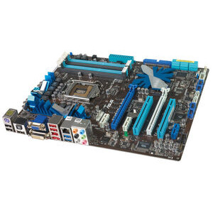 Photo of Asus P7H57D-V Evo Motherboard