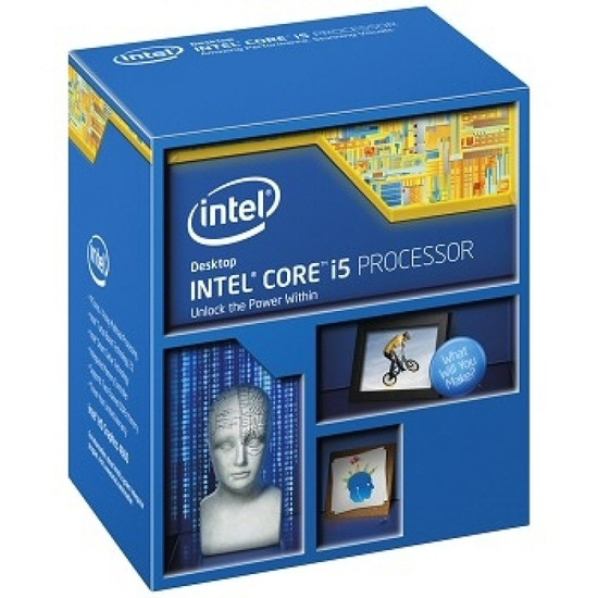 Intel Core 4th Generation Haswell i5-4440