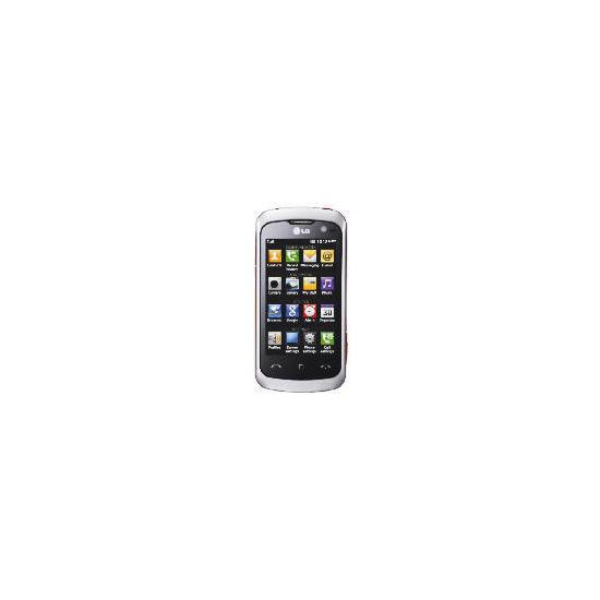 Tesco Mobile LG Cookie GIG mobile phone