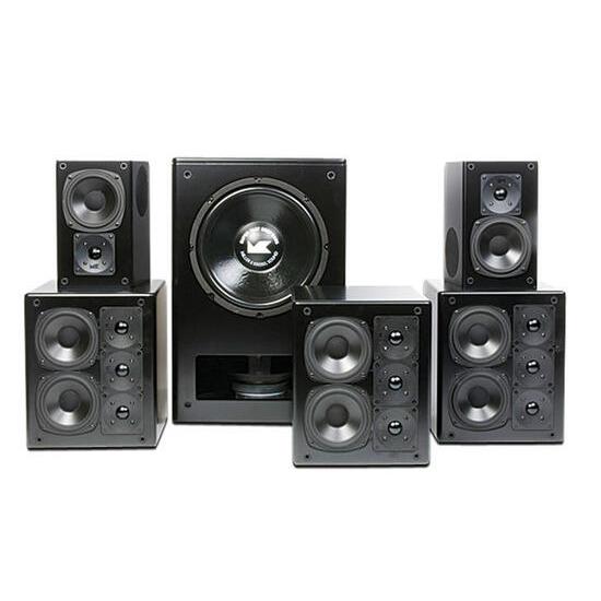 MK Sound S150 THX Ultra