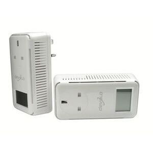 Photo of Devolo DLAN 200 AVSMART+ Starter Kit Network Switch