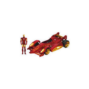 Photo of Iron Man 2 F1 Racer Toy