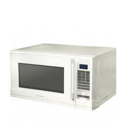 Sharp Microwave with Grill R658WM in White Reviews