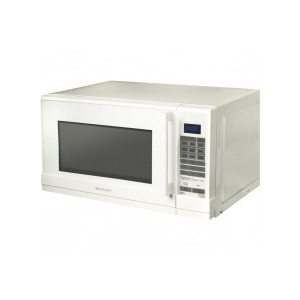 Photo of Sharp Microwave With Grill R658WM In White Microwave