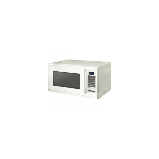 Sharp Microwave with Grill R658WM in White