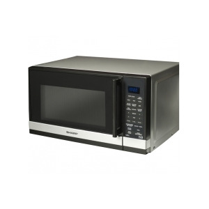 Photo of Sharp Microwave With Grill R658SLM In Silver Microwave