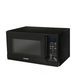 Sharp Microwave with Grill R658KM in Black Reviews