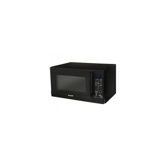 Sharp Microwave with Grill R658KM in Black